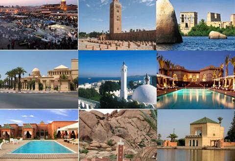 ''السياحة المغربية''
