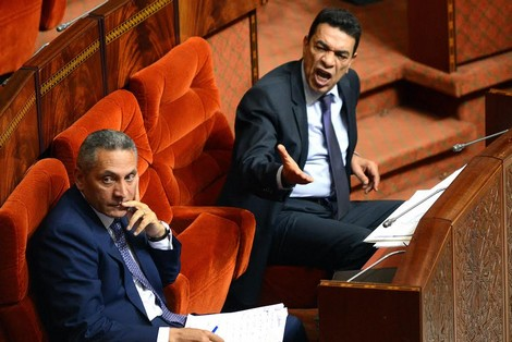 """الوفا ينتفض في وجه مستشار """"البام"""": بنكيران كيتقضى بحالو بحال جميع المغاربة!"""