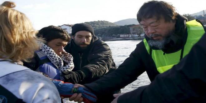 محنة اللاجئين