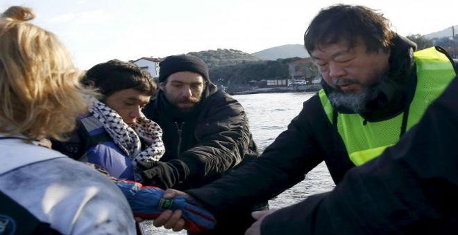 مخرج صيني معروف ينتج فيلما عن محنة اللاجئين