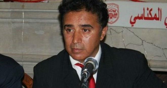 رئيس النادي المكناسي في ورطة مع القضاء