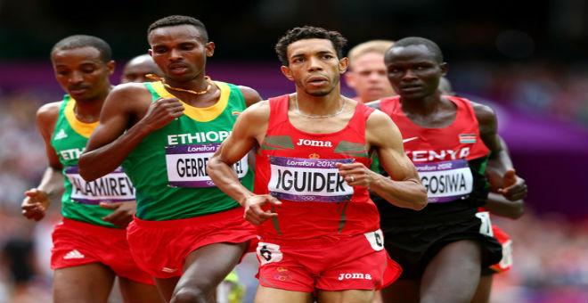 إيكيدر: طموحي الفوز في ملتقى محمد السادس لألعاب القوى