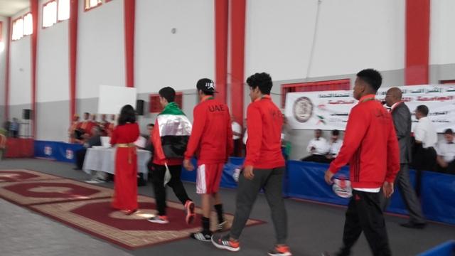 انطلاق البطولة العربية للملاكمين الشباب بالرباط
