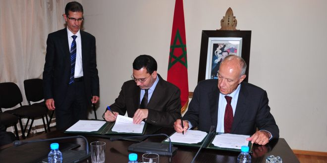 توقيع مذكرة تفاهم بين المغرب والمنظمة العالمية للملكية الفكرية