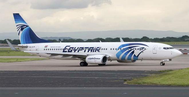 العثور على أجزاء من حطام الطائرة المصرية..والرئاسة تنعي الضحايا