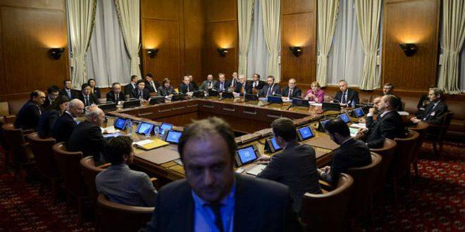 مباحثات السلام السورية