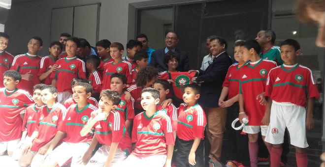 المتحف الوطني يفتح أبوابه أمام أطفال كرة القدم