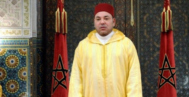 الملك محمد السادس يعزي هولاند والسيسي إثر سقوط الطائرة المصرية