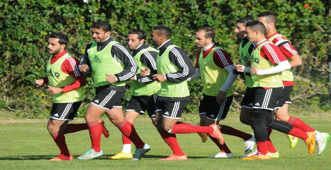 السلامي يستدعي 23 لاعبا لمواجهة بوركينافاصو