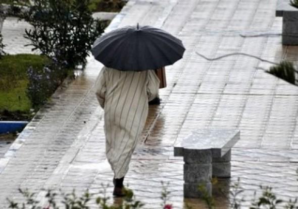 مديرية الأرصاد تحذر من أمطار عاصفية قوية بهذه المناطق