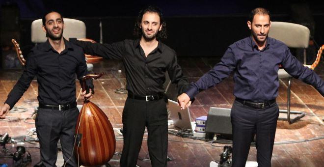 المهرجان الدولي للعود بتطوان يمنح جائزة زرياب للثلاثي جبران من فلسطين
