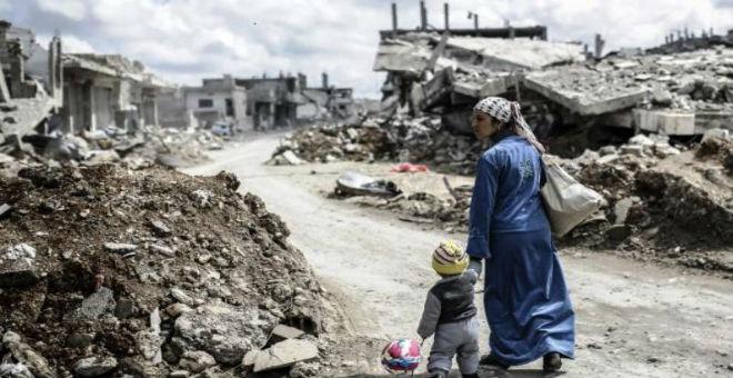 حلب ضمن