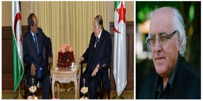 دعم الجزائر للبوليساريو