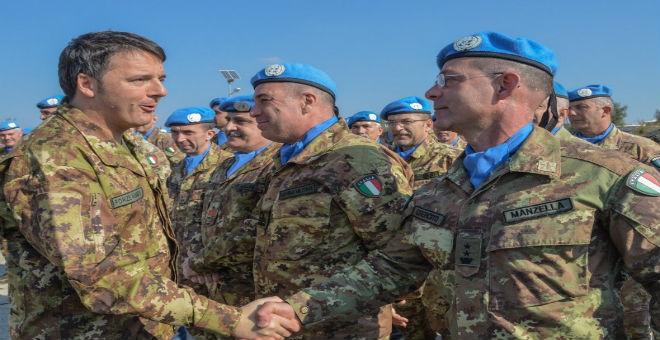 هل تكون إيطاليا رأس حربة التدخل الغربي في ليبيا؟