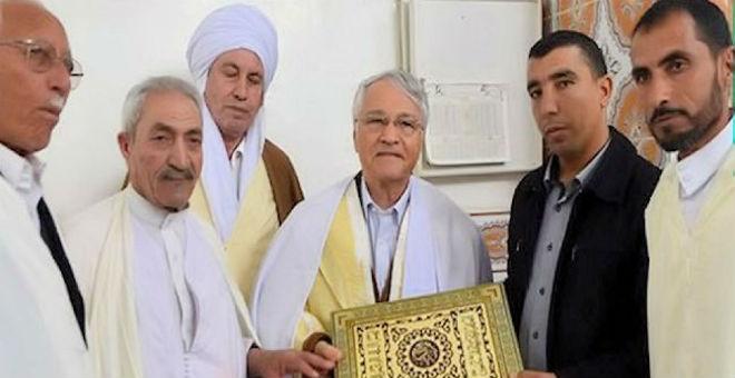 شكيب خليل وبركة الزوايا..تبييض لصفحة الفساد أم تحضير لرئاسة الجزائر؟