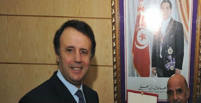 صهر بن علي يدافع عن الرئيس الفار في التلفزة التونسية