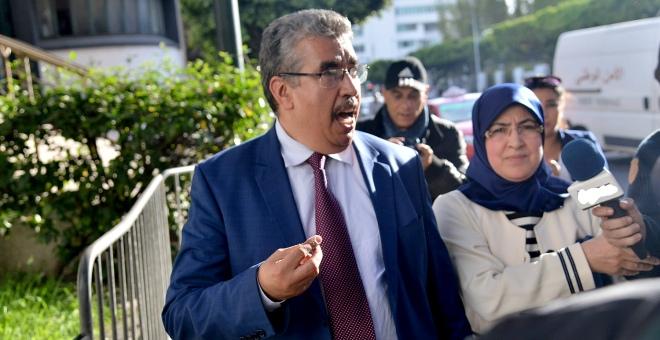 بلاتيني يعلن استقالته من رئاسة