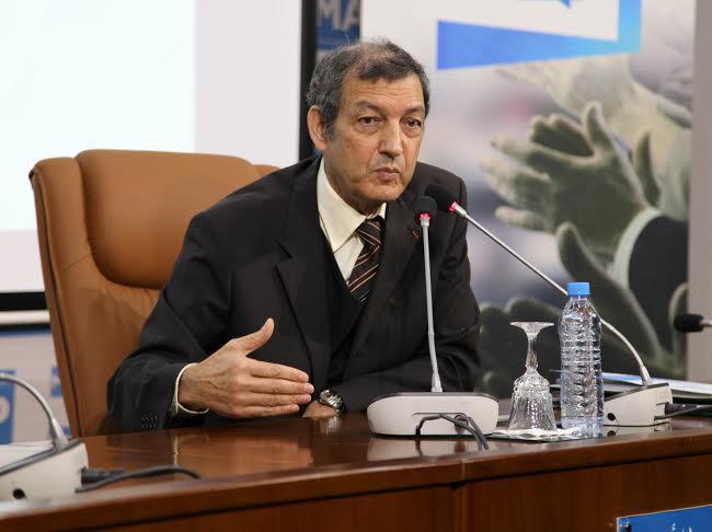 عبد العظيم الحافي يشرف على انطلاقة أشغال بناء قرية