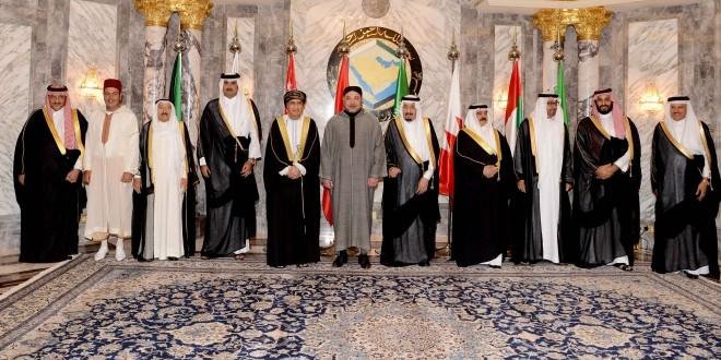 الجولة الملكية في الخليج