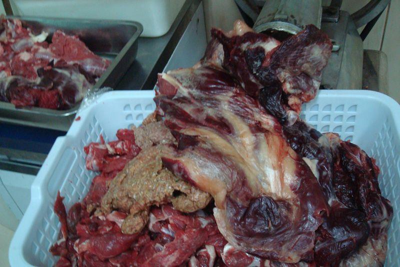 جنايات سلا تدين 10 متهمين بالمس بالنظام العام وترويج اللحوم الفاسدة