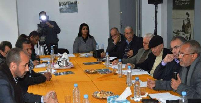 مركز آيت ايدر: كنا سنطلق نداء  مراكش حول الصحراء لولا تأجيل المناظرة