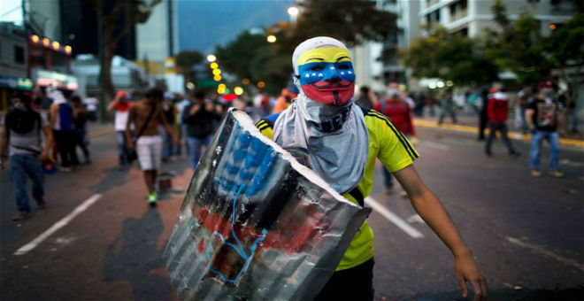 مجلة أمريكية تدعو أوباما لاستغلال الفرصة في فنزويلا