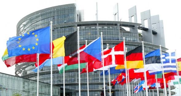 مقر البرلمان الأوروبي