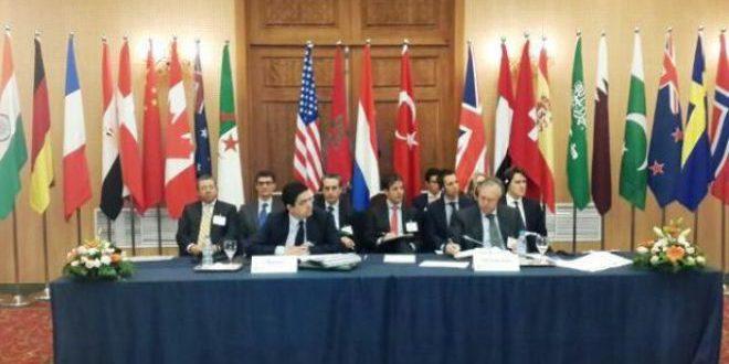 المنتدى العالمي لمكافحة الإرهاب أبان عن قدرته الاستباقية