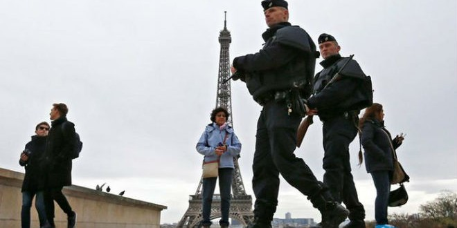 صحفي فرنسي