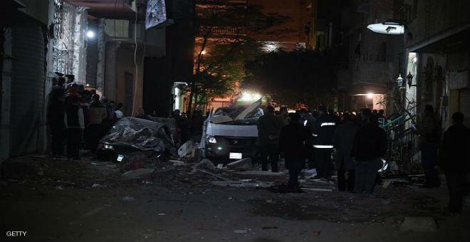 مصر: هجوم مسلح يستهدف عناصر الأمن جنوب القاهرة