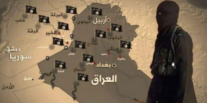 نفوذ تنظيم الدولة