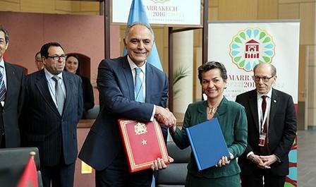رسميا.. المغرب يوقع التزاما بتنظيم