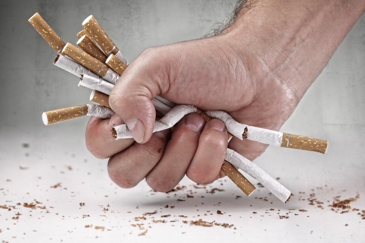 أقوى نظام غذائي للإقلاع عن التدخين بسهولة