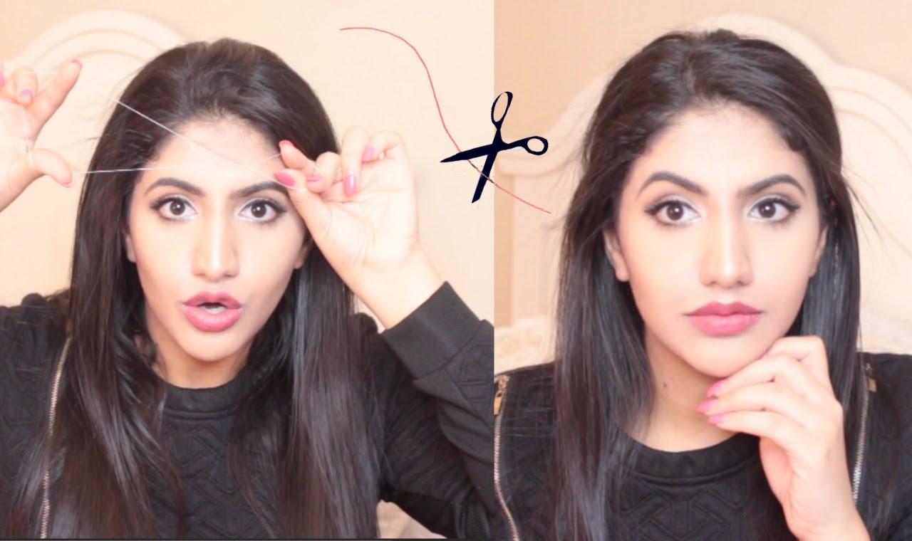 كيف تنظفين وجهك من الشعر بنفسك في المنزل