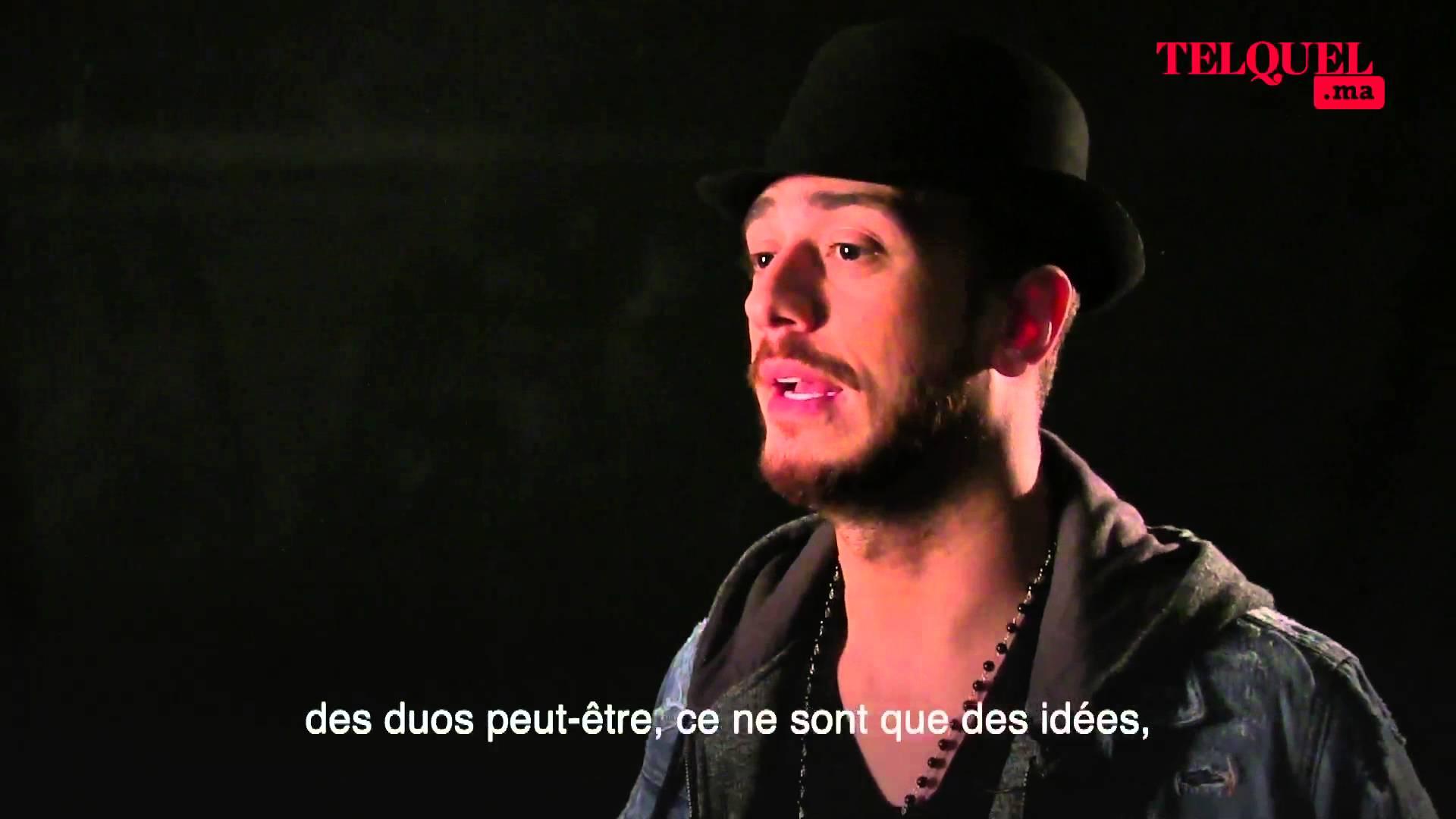 أول ظهور للفنان سعيد الصنهاجي بفيديو