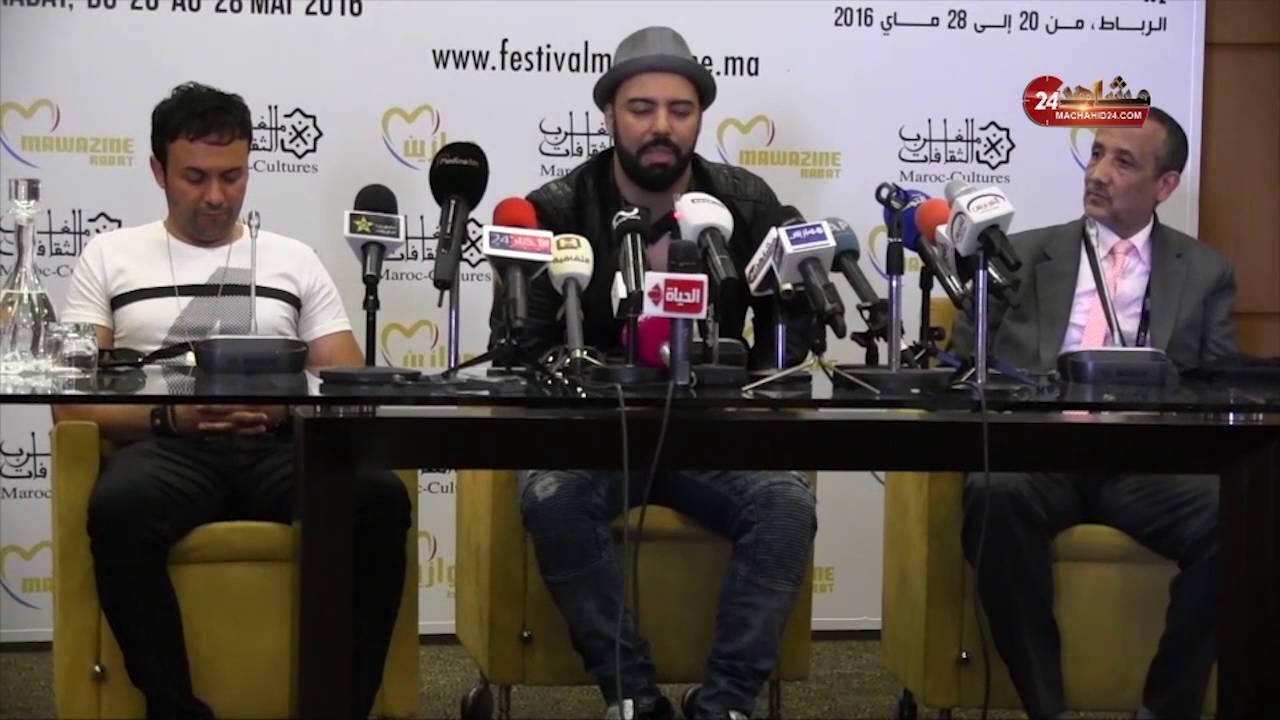 محمد رضا: لا أقلد سعد لمجرد وأسلوبي في الغناء خاص