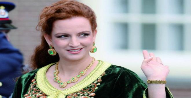 بالصور.. الأميرة للا سلمى تتألق بالقفطان من جديد في فاس