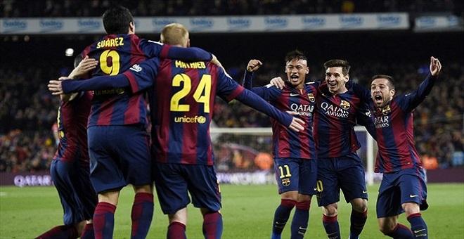 عاجل. برشلونة بطلا لليغا الإسبانية للمرة 24 في تاريخه