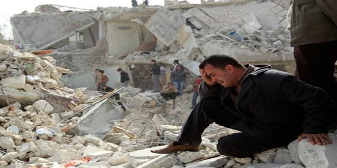 المبعوث الأممي في سوريا