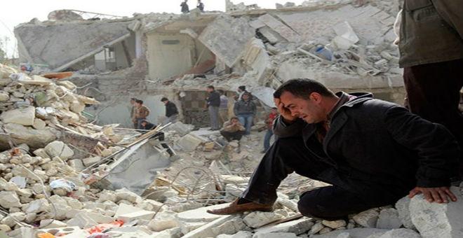 المبعوث الأممي في سوريا :من المستحيل إحراز تقدم في المفاوضات دون الهدنة