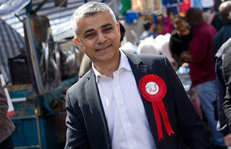 حزب العمال البريطاني يعلن فوز أول مسلم برئاسة بلدية لندن