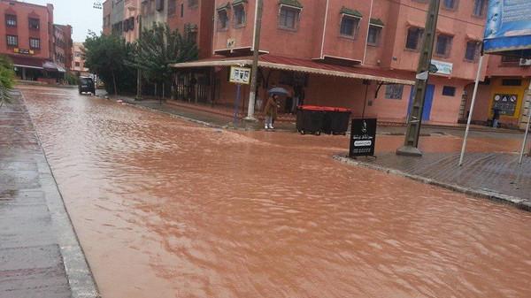 فيضانات تارودانت.. تعليق الدراسة و4 أشخاص في عداد المفقودين
