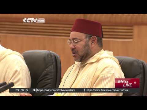 فيديو.. تقرير قناة صينية عن الزيارة الملكية