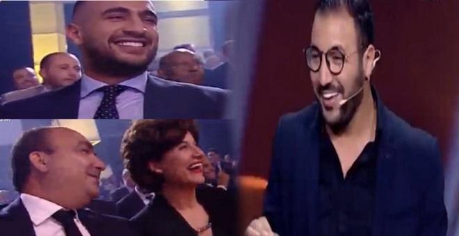 سكيتش إيكو حول الرياضة المغربية في حفل MARS D'OR