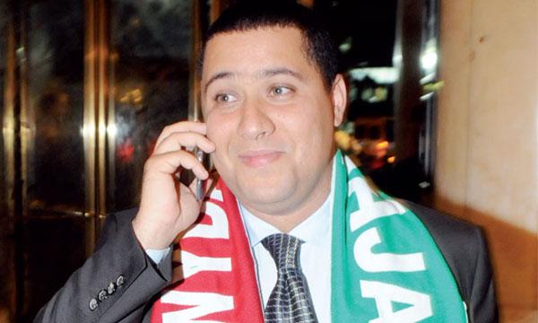 بالفيديو .. رئيس الرجاء بودريقة يتغنى إحتفالا بفوز الرجاء على الوداد في الديربي