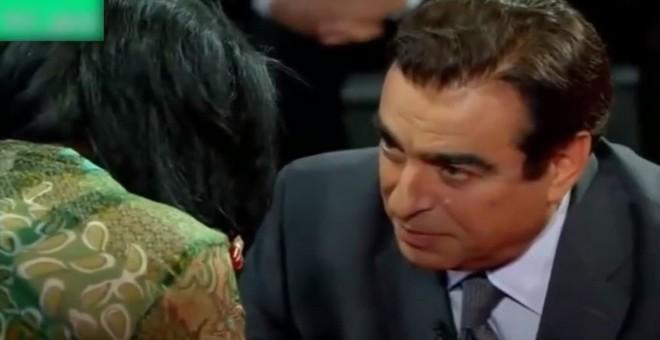 الحلقة التي أبكت جورج قرداحي ببرنامج المسامح كريم