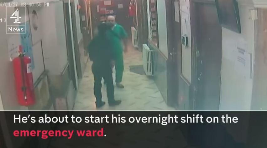 بالفيديو.. لحظة مقتل طبيب الأطفال الوحيد في حلب