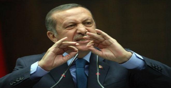 أردوغان رافضا طلبات الاتحاد الأوروبي: نحن من جهة وأنتم من جهة ثانية