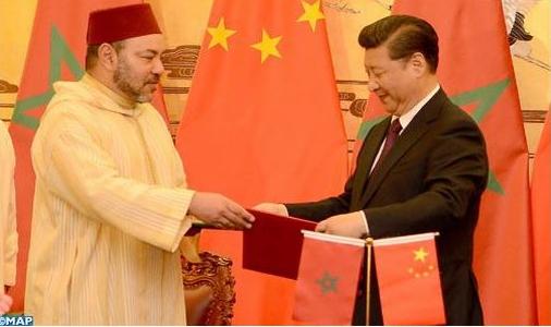 بالفيديو. الملك محمد السادس والرئيس الصيني يوقعان مجموعة من الاتفاقيات الهامة