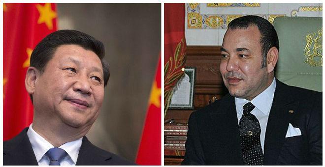 الملك يقوم بزيارة رسمية إلى جمهورية الصين الشعبية ابتداء من يوم الأربعاء